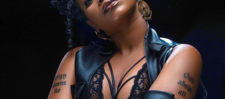 Sheebah Tracks and Reports All YouTube Channels For Unlawfully Uploading Her New Song Which Was Reportedly 'Stolen' From Studio And Released Without Her Consent