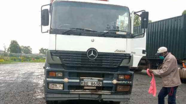 Truck Drivers Cautioned Against Parking in Wrong Places in Mbarara City