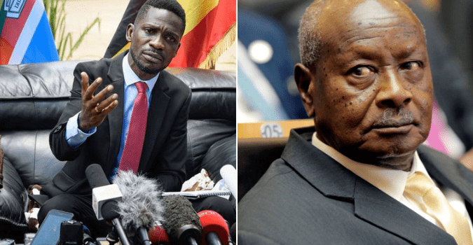 Bobi Wine's Responds To President Museveni