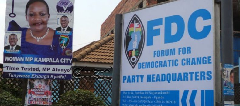 FDC Dragged to Court for Refusing to Hold Party Primaries in Kyadondo East