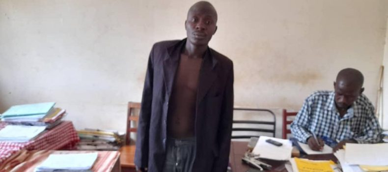 Man Arrested for Assaulting Mother to Death