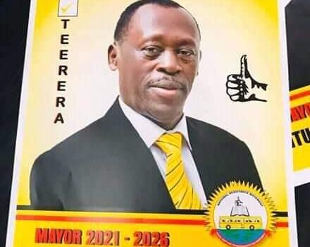 Ntungamo Municipal Mayor Kafureka Retains NRM Flag