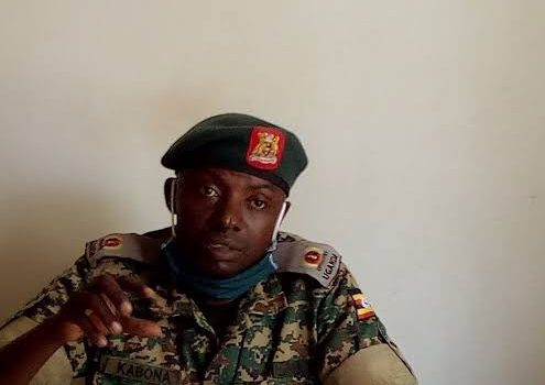 2nd Division UPDF Spokesperson Kabona Cautions Incumbents And Other Armed Candidates