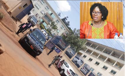 Kadaga's Convoy Accident Victim Passes On