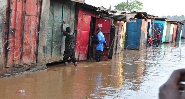 Property Destroyed Following Kabaka's Lake Floods
