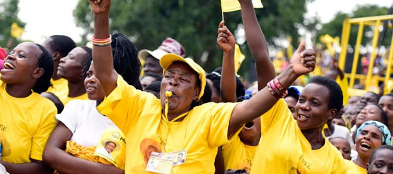NRM Issues Additional Guidelines Ahead of Today's Primary Election for Mayors and District Leaders