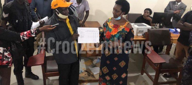 Dr Tanga Odoi Sacks Rwampara NRM Registrar for Declaring Another Candidate a Winner