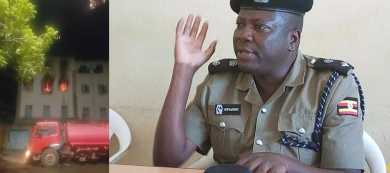 Uganda Police Force has the best fire department in central and east Africa – Patrick Onyango