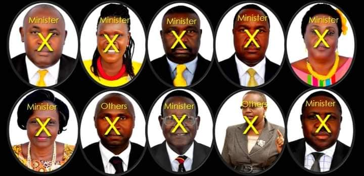 'Big shots' Trounced in NRM Primaries, Western Uganda Results Here