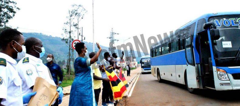 At least 90 Ugandans stranded in Rwanda fail to return home