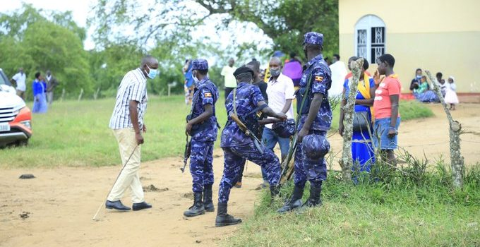Sembabule NRM primaries: About 200 police officers per sub county reinforced by UPDF