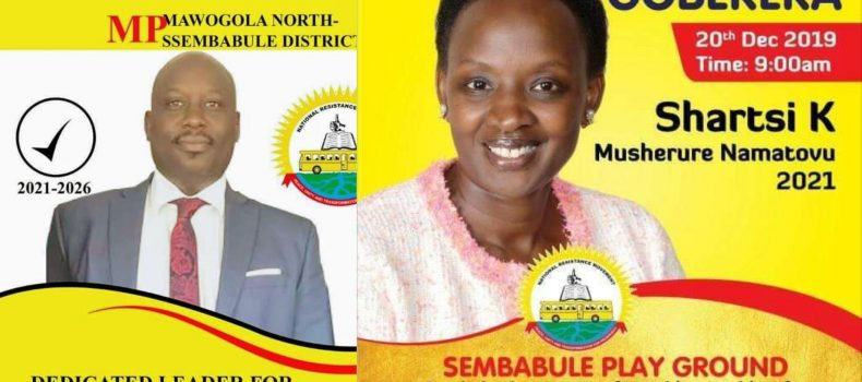 Minister Kutesa's daughter Musherure and President Museveni's brother Sodo accuse each other in voters register scandal in MP race