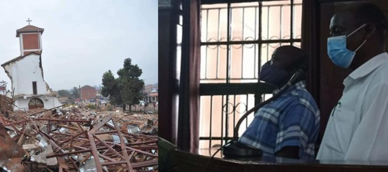 DPP ordered to speed up investigations in Ndeeba Church demolition case