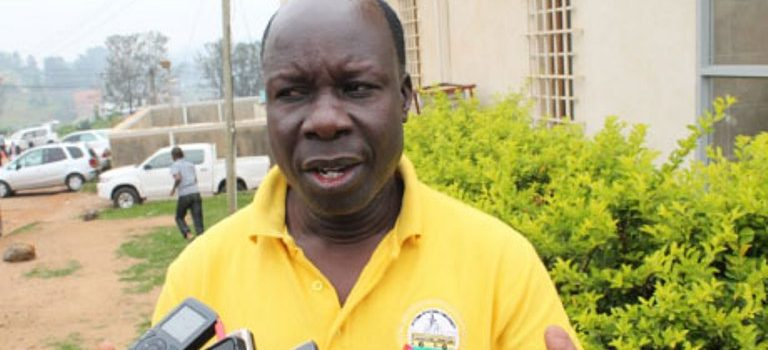 NRM EC Chairman Dr. Tanga Odoi Returns to Rwampara in Fresh Political Wrangles