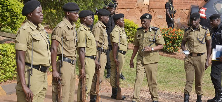 Police To Monitor Church Operations