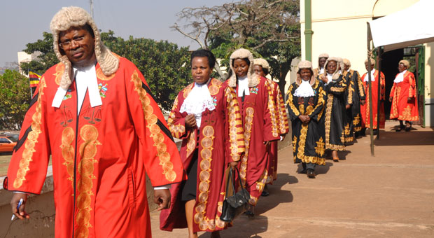Judicial Officers Urged to Think of the Ordinary Ugandan as they Dispense Justice