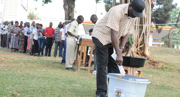 Election Materials Distributed Ahead of NRM Primaries