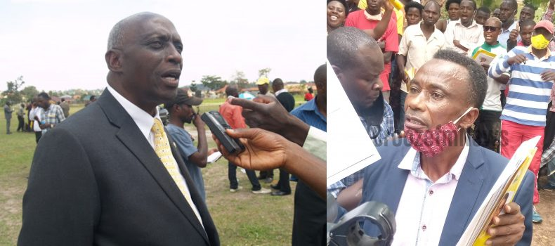 Mbarara businessmen Tumwine and Mugume locked in a political wrangle