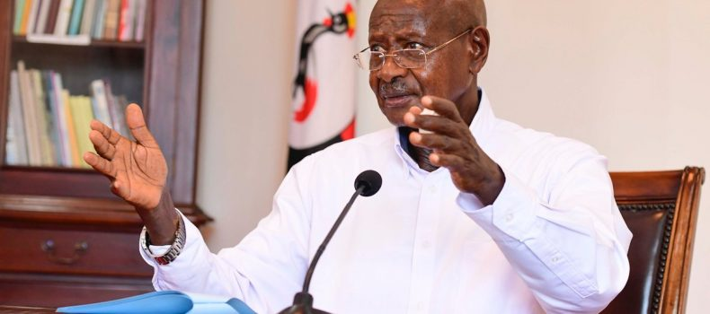 Let All Vote If they Meet the Requirements – President Museveni Ahead of NRM Primaries
