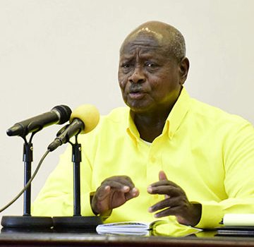 President Museveni shares his toll-free line for the good of NRM and Uganda