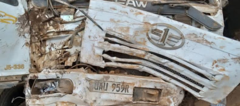 Speeding car kills one in Kasese