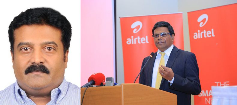 Manoj Murali takes up the mantle from VG Somasekhar as new Airtel Uganda MD