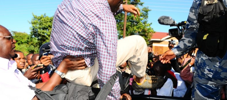 Constitutional Court dismisses Dr. Besigye's 2011 petition