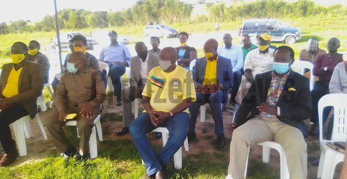 You are not working for President Museveni – Hajji Kigongo