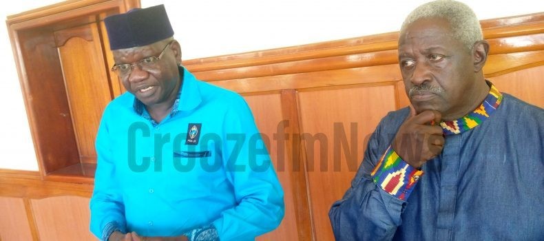 FDC presidential flag-bearer candidate Wasswa Birigwa pulls out,endorses Patrick Amuriat