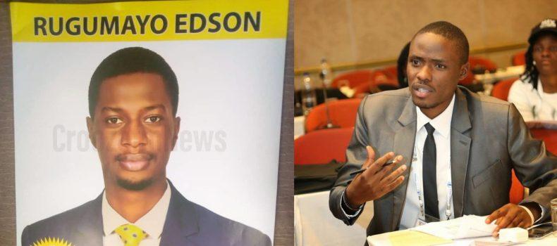 Rugumayo Edson wins western Uganda NRM youth MP flag followed by Patrick Mwesigye