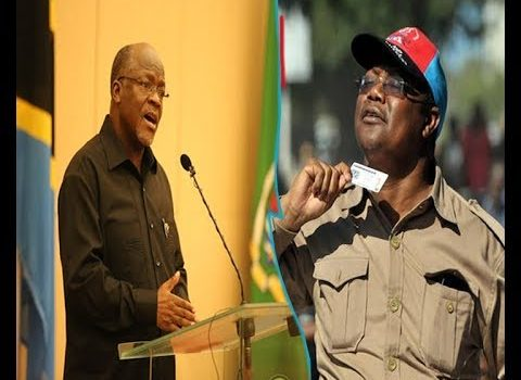 Tanzanians go to the polls tomorrow,President Magufuli facing 14 candidates