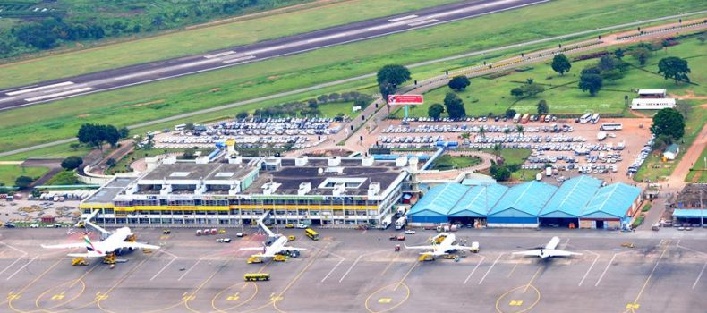 Borders and Entebbe international airport reopen