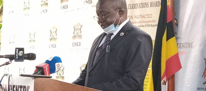 All candidates must be registered within 5 weeks – UNEB