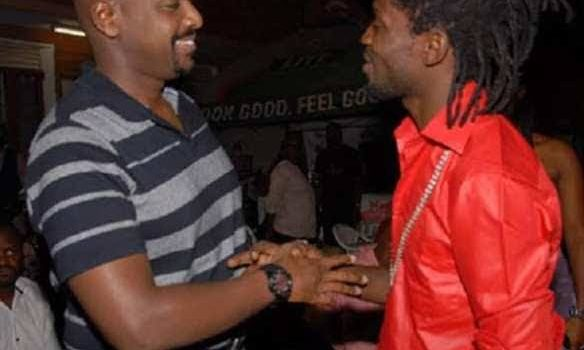 First son Kainerugaba warns Presidential Candidate Kyagulanyi