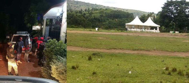 Bobi Wine under siege, Muntu's Kamwenge rally and radio talk show blocked