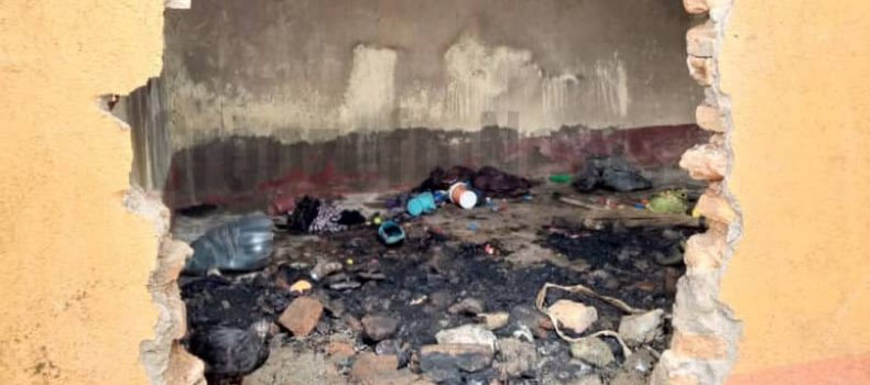 Fire kills Mother and Son in Bunyangabu