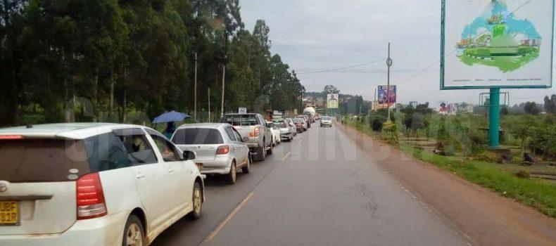 UPDF roadblocks mounted in Mbarara ahead of Bobi Wine's visit
