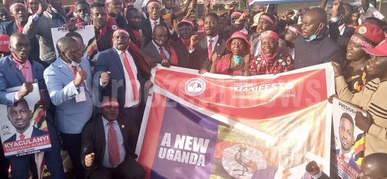 NUP manifesto is not like President Museveni and NRM manifestos – Bobi Wine