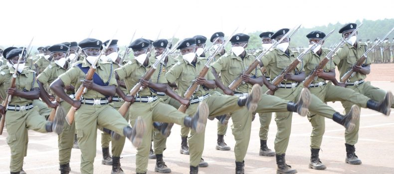 48 out of 200 applicants to join police as Special Police Constables in Ibanda, females cautioned against getting pregnant