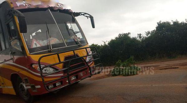 Mbarara-Bushenyi,Mbarara-Ibanda routes now risky