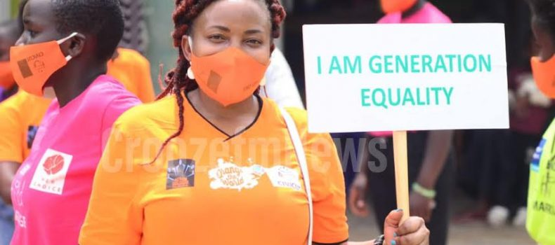 Action for Youth Development Uganda calls for joint effort in fighting GBV