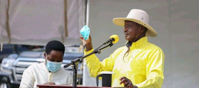 President Museveni starts western Uganda campaigns tomorrow