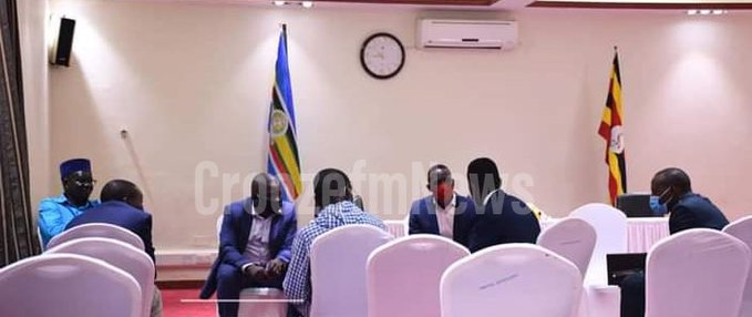 Opposition leaders Kizza Besigye,Muntu,Kyagulanyi,Amuriat combine efforts ahead of General Election