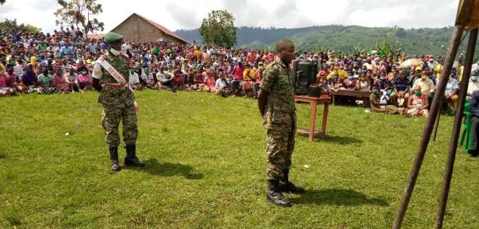 Rubirizi UPDF soldier sentenced to 101 years in Kyamugorani prison