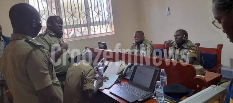 Police refurbishes western Uganda 999 call centre