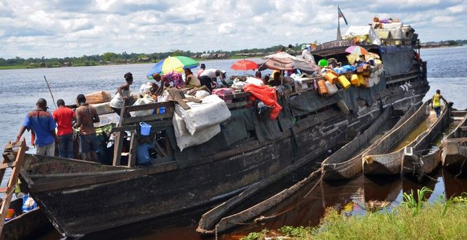 At least 60 people killed and hundreds missing in Congo River boat accident