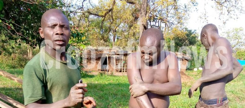 NFA UPDF and Police officers clobbered by UPDF soldiers attached to Hoima Sugar