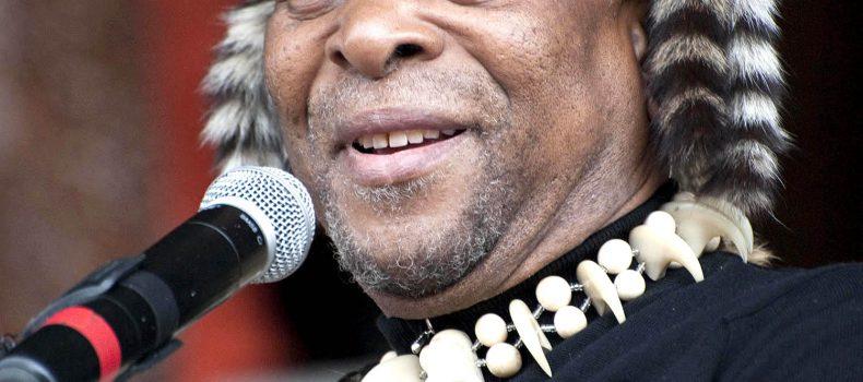 Zulu King Goodwill Zwelithini is dead