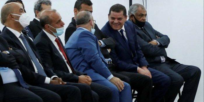 Historic step: Libya's unity government