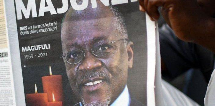 Fallen Tanzania President John Magufuli to be buried on March 25